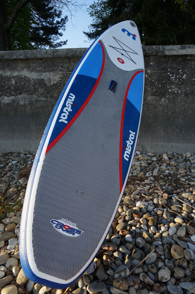 Mistral paddle board inflatable
