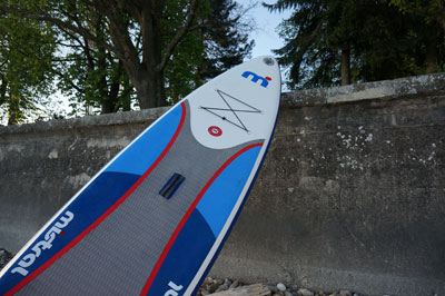 Mistral Adventure paddle board review