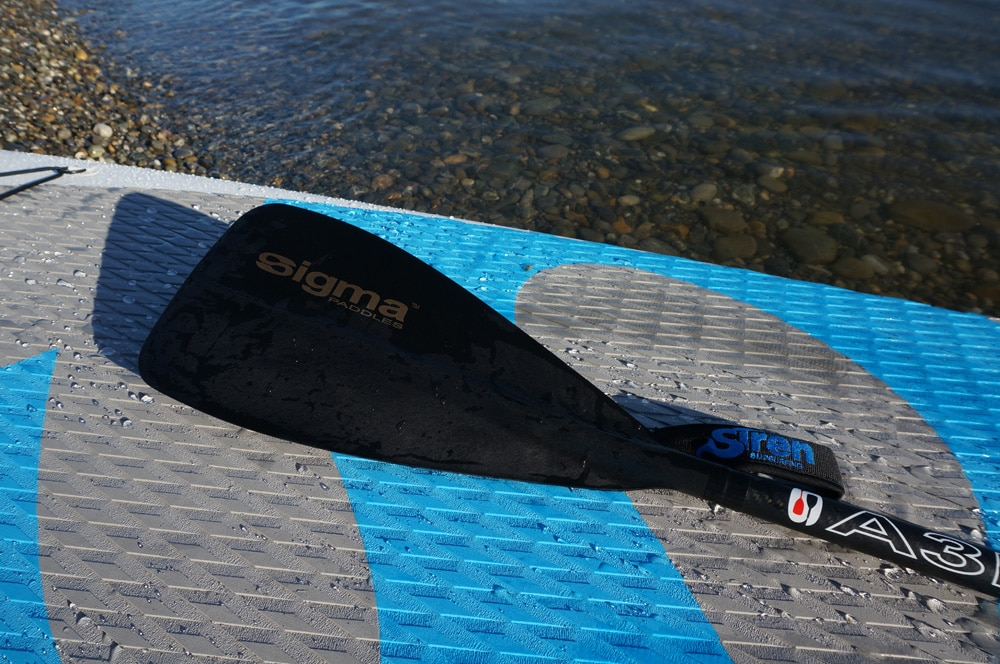 paddle board accessorie paddle