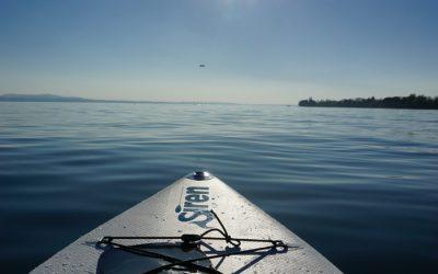 Aufblasbares SUP Board kaufen – die Besten iSUPs