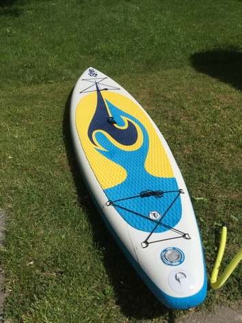 SIREN Stand Up Paddle Board Pumpe