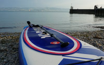 Test Mistral Adventure SUP Board