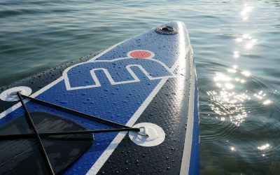 "Mistral Spirit 12'6"" Touring Race Board Test"