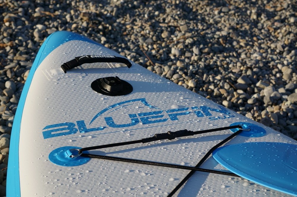 Bluefin paddle board baggage net