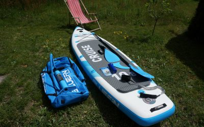 Bluefin SUP Board Test – Bluefin Cruise