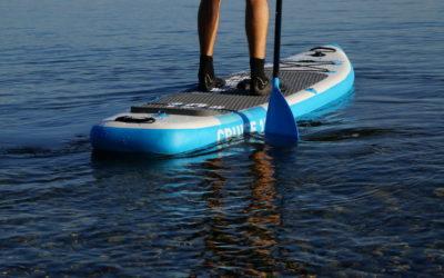SUP Board Bluefin Seite