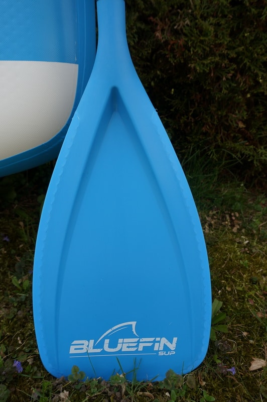 paddle board Bluefin paddle blade
