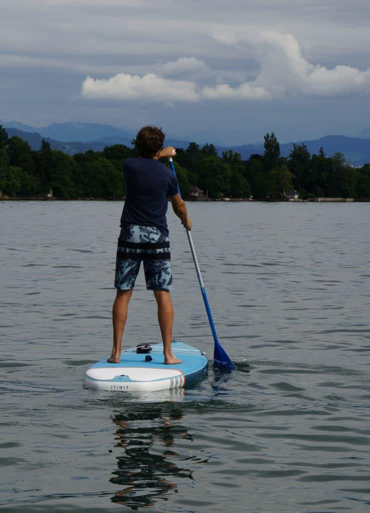 Decathlon paddleboard