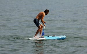 paddle board Decathlon allround