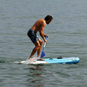 SUP Fitness – fit durch Stand Up Paddling