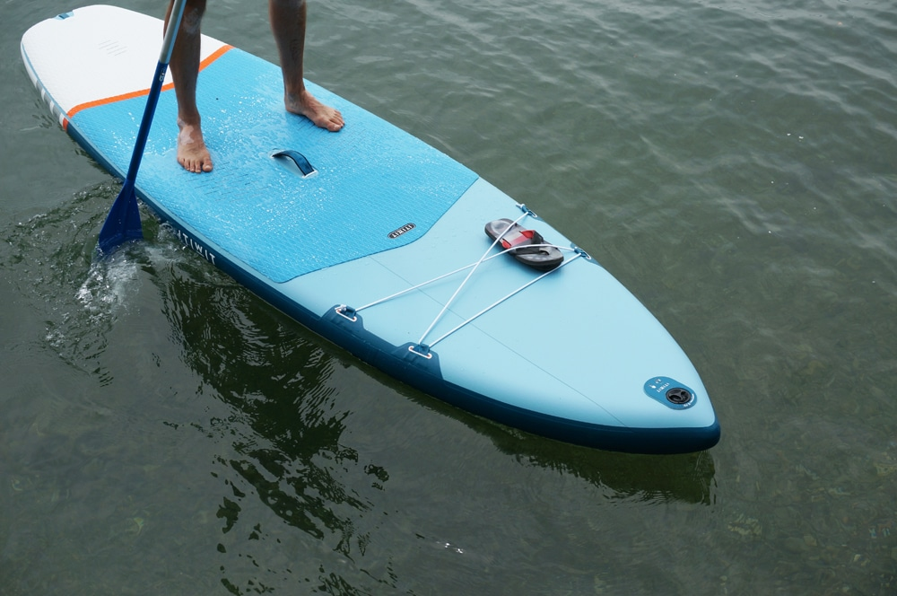 paddle board Decathlon design