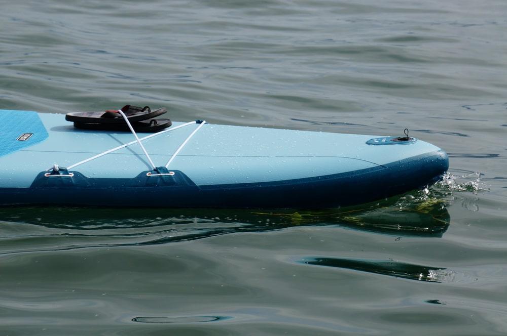 SUP Board Decathlon Gepaeck