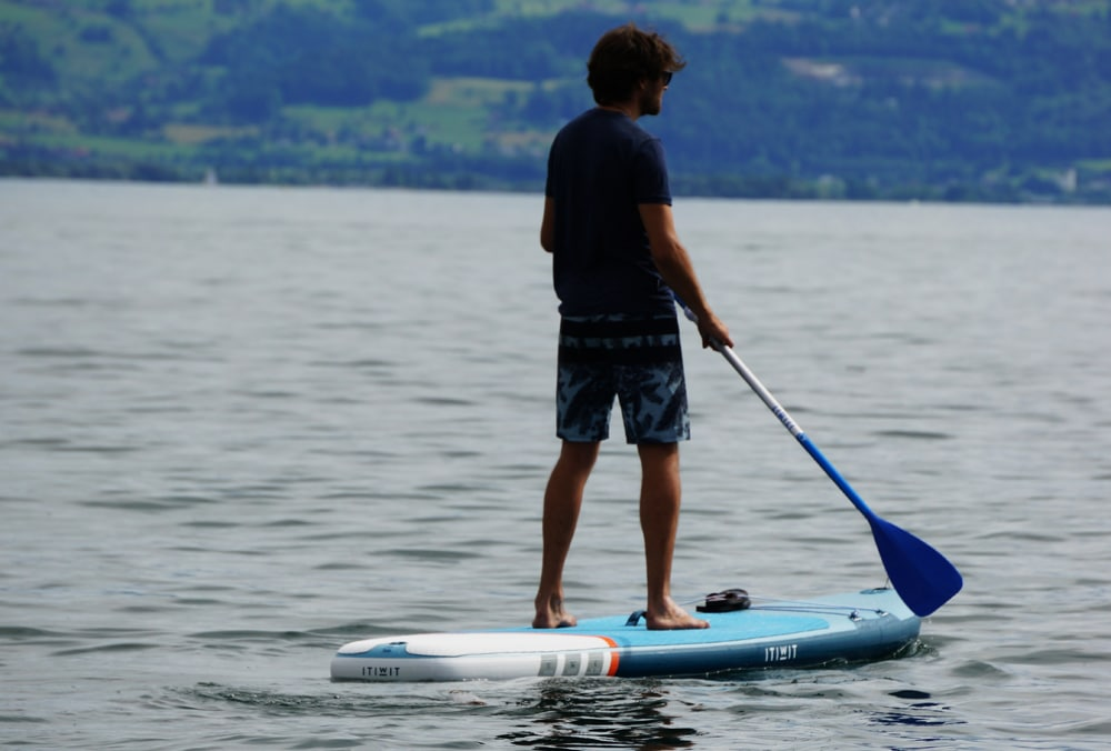 paddle board Decathlon touring
