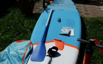 SUP Board Decathlon Zubehoer