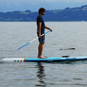 Decathlon Itiwit 11'0″ Touring SUP Board Test