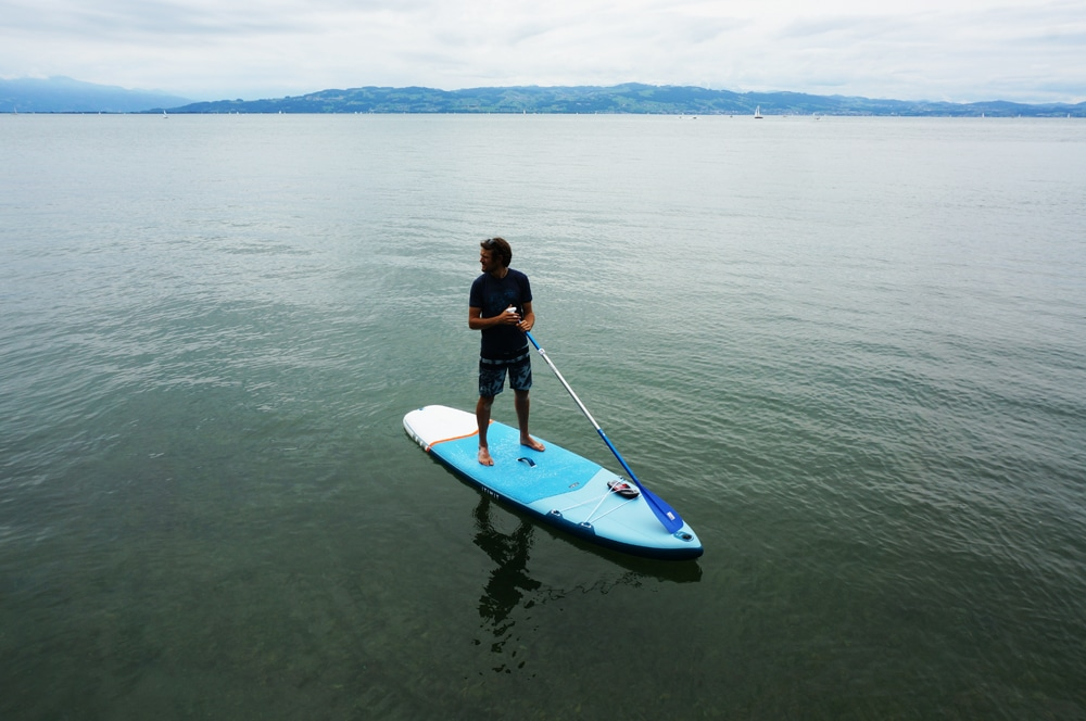 Stand up paddle Board Itiwit Decathlon
