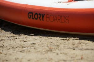 Glory Boards SUP Cross Test