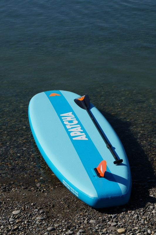 Apatcha Stand up Paddle Board von unten