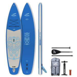 Indiana Family Pack SUP Board – Stand up Paddle Board Test