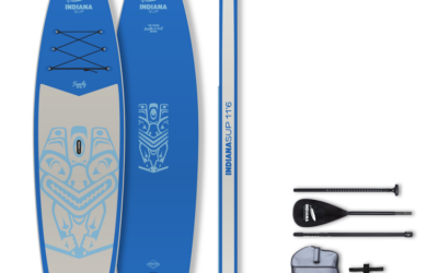 "Indiana iSUP 11'6"" Family Pack – Stand up Paddle Board Test"