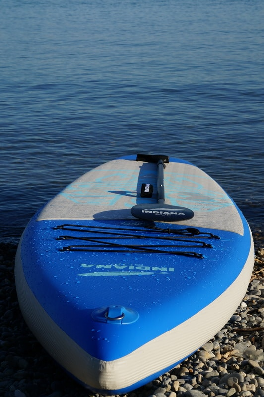 Indiana Family Pack SUP Board Test