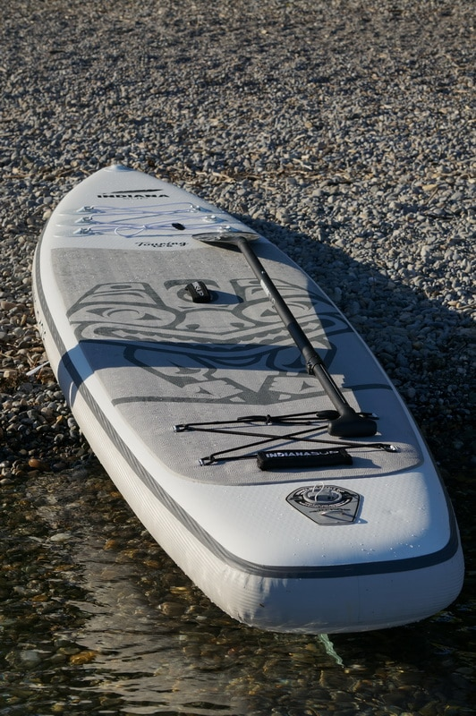 Indiana SUP Board Test