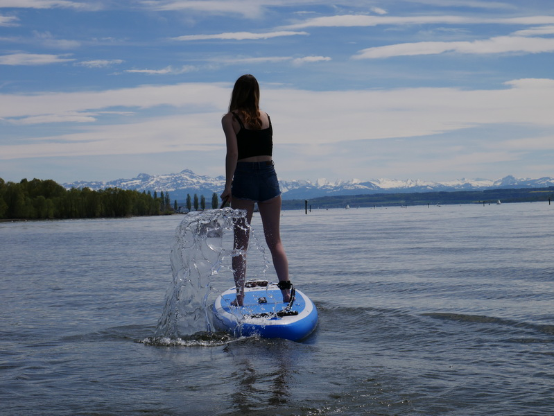 Glory Boards Touring SUP Trip