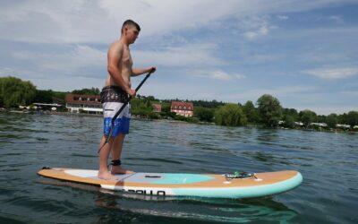 Apollo Wood SUP Board Test