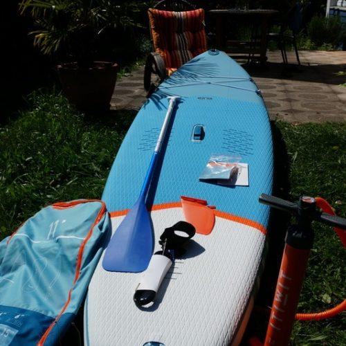 SUP Board Decathlon Zubehoer